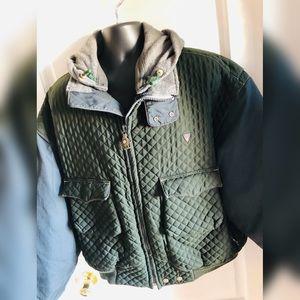 Men's Ski Jacket - Post Card Luxury Wear of Italy